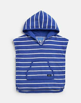 Joules 204645 Beach Cover Up in BLUE MULTI STRIPE Size 9yrin10yr