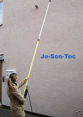 Extendable Teleskoplanze for High Pressure Cleaner Length up to 7,3 Meter