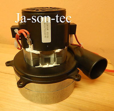 Vacuum Motor for Gansow 35 Bf 46 Suction Turbine for Gansow 35 Bf 46 24 Volt