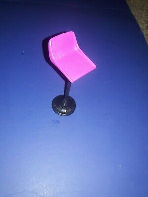 Monster High Doll Home Ick Classroom Pink Stool