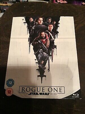 Rogue One: A Star Wars Story Blu-ray 2017