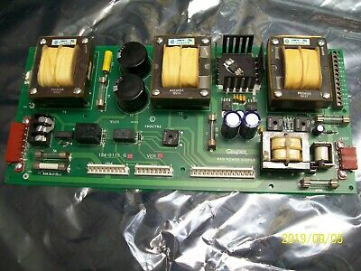 Gendex 124-0113 G Pan Power Supply Board