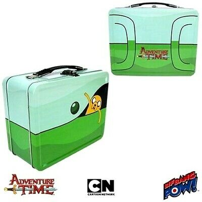 Adventure Time Jake Convention Metal Tin Lunch Box