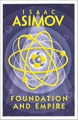 Foundation and Empire by Isaac Asimov 9780008117504 | Brand New