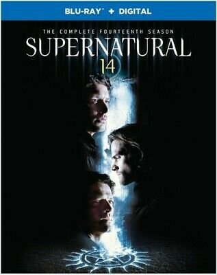 Supernatural: The Complete 14th Season (Blu-ray)