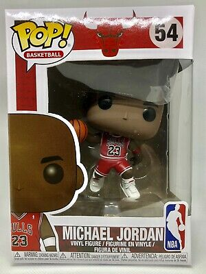 NBA Chicago Bulls #54 - Michael Jordan - Funko Pop! Basketball MINT!!!!