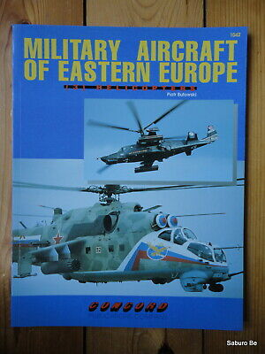 Military Aircraft Of Eastern Europe (3) Helicopters Concord 1042