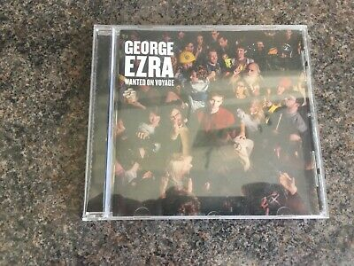 George Ezra  Wanted on Voyage cd, good used condition