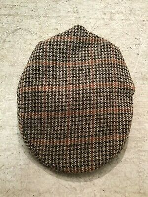 countryside classic Tweed Woolmix flatcap 6 sizes traditional UK design