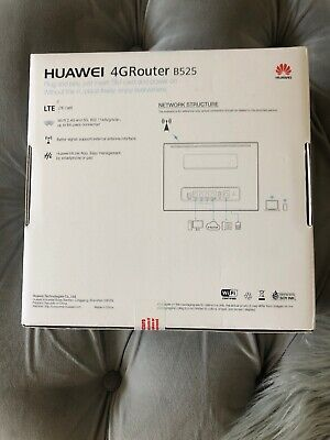 Huawei 4G LTE Router B525 2.4/5Ghz