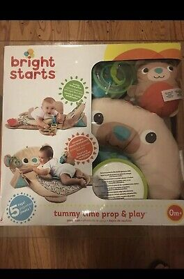 Bright Starts Baby Bear Play Mat
