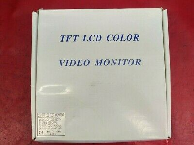 "5.6"" TFT LCD Colour Video Monitor"
