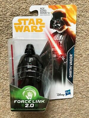 Darth Vader Star Wars figure Force Link 2.0 - New and unopened