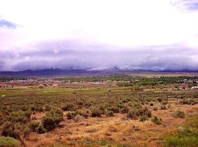 Rare 70 Acre Humboldt County Nevada Ranch~Adjoins Blm Land~Cash Sale~No Reserve!