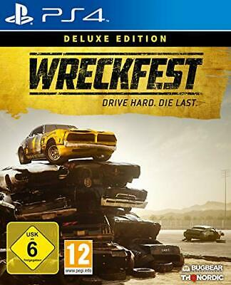 Wreckfest Deluxe Edition [Playstation 4] (Deluxe Edition|PlayStation 4)