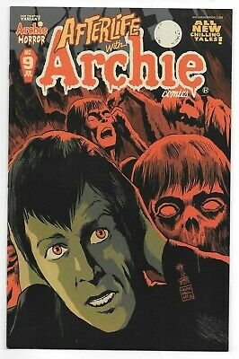 Archie Horror AFTERLIFE WITH ARCHIE #9 first printing