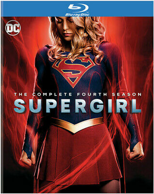 Supergirl: The Complete Fourth Season [New Blu-ray] Boxed Set, Slipsleeve Pack