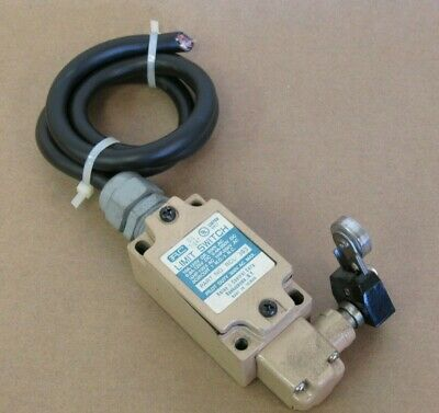 Rc Relay & Control Corp. Limit Switch P/N Rcl-303