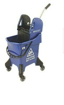 HR/MB.31/B Bentley Kentucky Mop Bucket 31L Blue