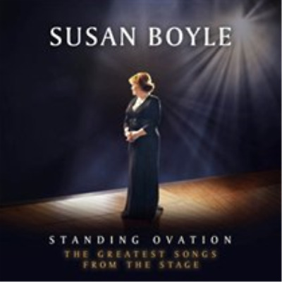 Susan Boyle-Standing Ovation CD NEW
