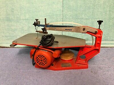 Hegner Multimax 2 Universal Precision Saw (No Stand)
