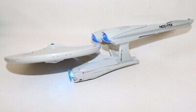 Uss Enterprise Ncc-1701 2009 Enterprise Movie Star Trek Electronic Starship