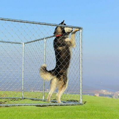 Large Dog House Kennel Cage Cover Shade Pen Shelter Outdoor Pet Canopy 7.5X7.5