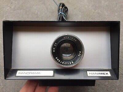 Hanimex Hanorama 35mm Slide Projector