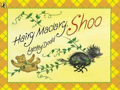 Hairy Maclary, Shoo by Lynley Dodd 9780141328065 | Brand New | Free UK Shipping