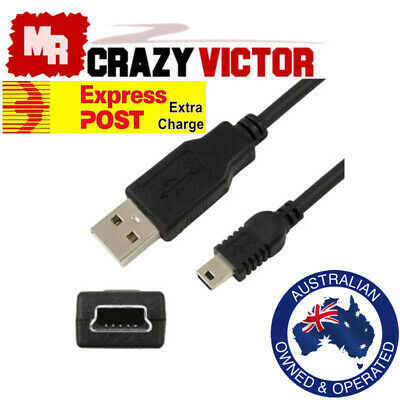 USB Data Sync Charger Cable for Navman Move70LM GPS
