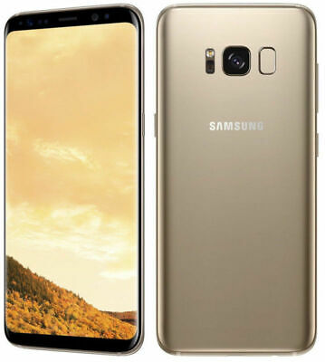 Samsung Galaxy S8 SM-G950U 64GB (AT&T) GSM Unlocked Android LTE Smartphone 5.8""
