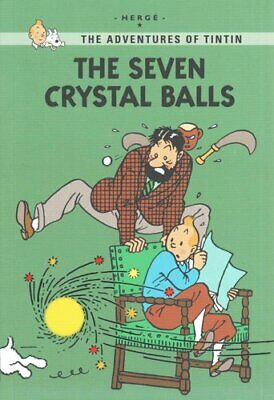 The Seven Crystal Balls by Georges Remi Herge 9781405275248   Brand New