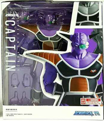 Hot Sale Demoniacal Fit Dragon ball Z SHF Figure Type Ginyu Force Captain
