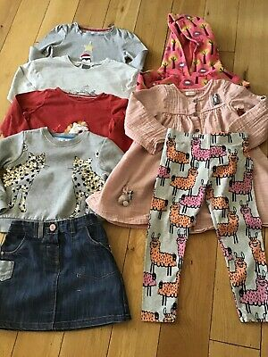 Girls 3-4 Years Clothes Bundle Next M&S