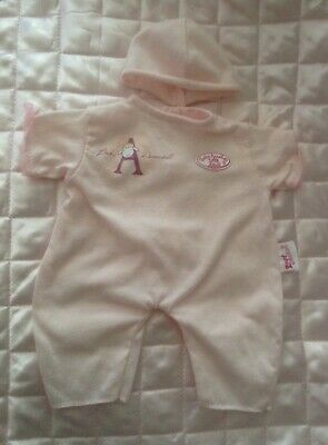 BABY ANNABELL Or Baby Born Zapf Doll ~ OUTFIT Suit CLOTHES
