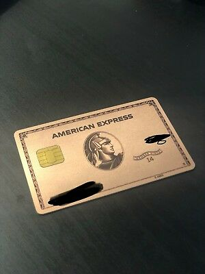 NEW Amex Premier Rewards Rose Gold card Referral $1200 value + extra $20 from me