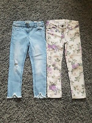 Girls Next Trousers Age 6