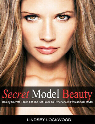 Secret Model Beauty PDF Ebook with Resell Rights + Free Shipping