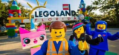 Legoland Florida Tickets $ 65 * A Promo Discount Tool * All Theme Parks Offers