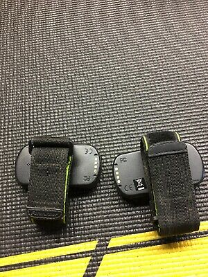 Lot Of 2 Garmin Forerunner 201 Gps  Speed Runs?