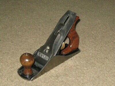 Stanley Plane - No. 4 - Type 16 - Smooth Bottom - Sweetheart Blade