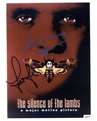 Silence Of The Lambs Movie Cast - Autographed Signed Photograph With Co-Signers