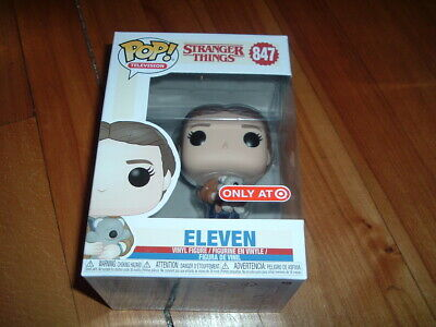 Funko Pop! Eleven #847~ Target Exclusive~ Near Mint~  Stranger Things~
