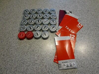 63 coke rewards points from caps and 12 pks