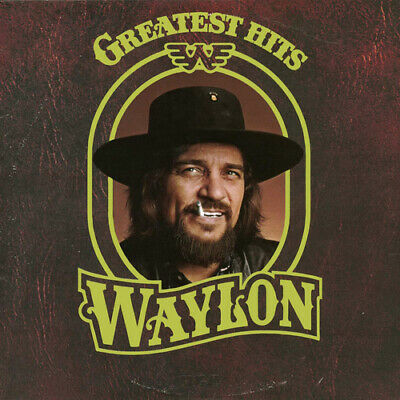 "Waylon Jennings : Greatest Hits VINYL 12"" Album (2019) ***NEW*** Amazing Value"
