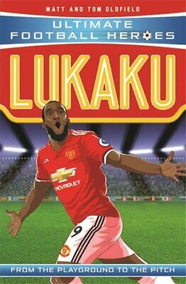 Lukaku (Ultimate Football Heroes) - Collect Them All! 9781786068859 | Brand New