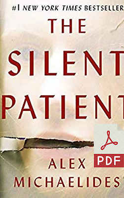 The Silent Patient by Alex Michaelides ✅