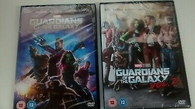 Guardians of the galaxy vol 1&2 NEW & SEALED