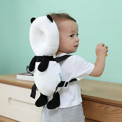 Baby Head protection pad headrest pillow baby neck drop resistance cushion AU