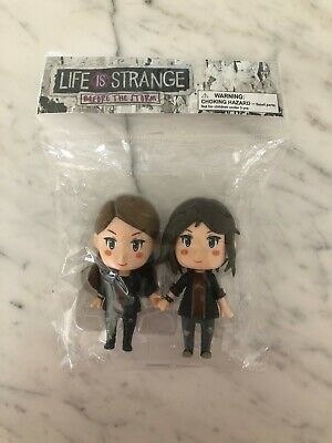 Life is Strange Before the Storm Chloe and Rachel Vinyl Figures - BRAND NEW
